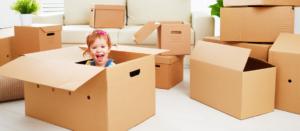 flytta med rätt flyttlådor